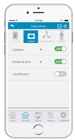 aplicativo tomada eletrônica automação vetti