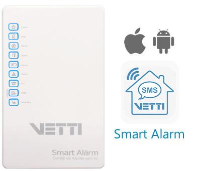 central app alarm